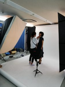 宣材写真撮影会